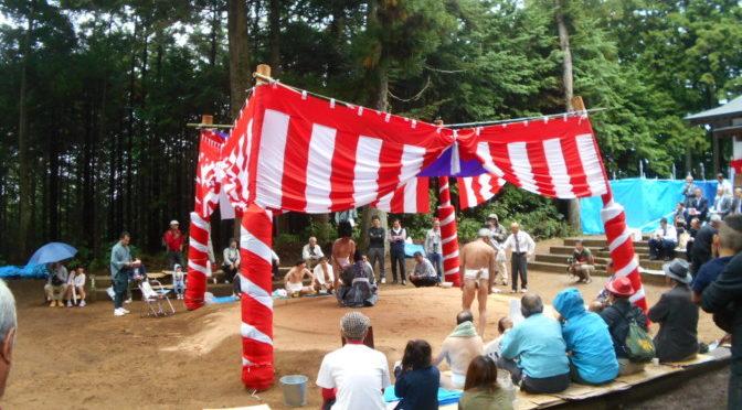 琴平相撲に会員が出場しました